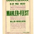 1920 Festival Poster