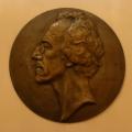 1920 Mahler Plaque